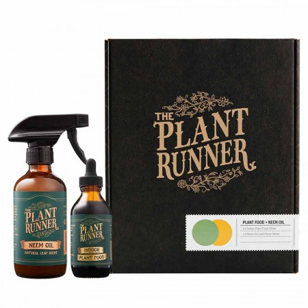 The Plant Runner Plant Care Essentials Kit
