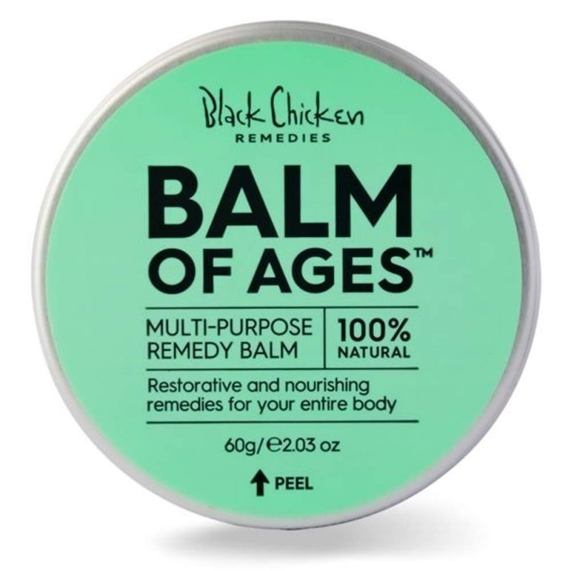 Black Chicken Remedies - All Purpose Balm of Ages 60g