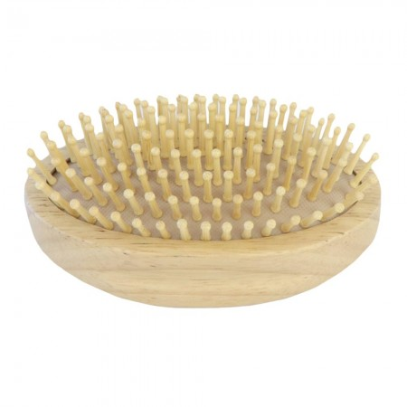 EcoMax Timber Hair Brush - Oval