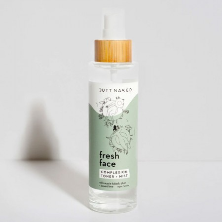 Butt Naked Fresh Face Complexion Toner 120ml