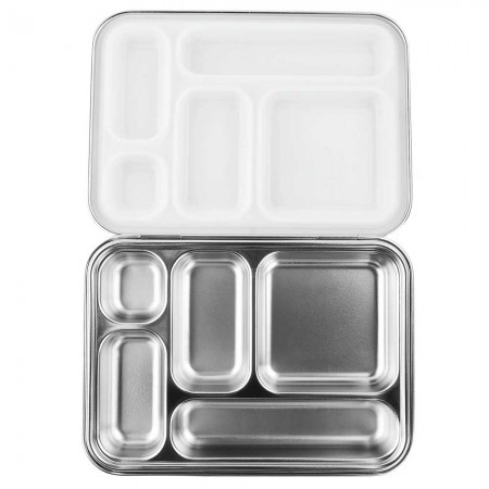 EcoCocoon Bento Lunch Box 5 Compartment