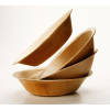 Palm leaf bowls - 25 mini