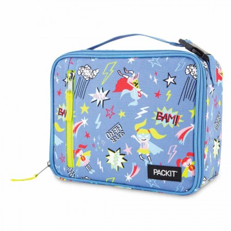 PackIt Freezable Classic Lunch Box - The Super Hero