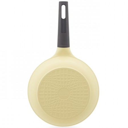 Nature+ Neoflam 24cm non stick fry pan - yellow