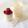Green Bean eco tableware - cup large 100ml (10)