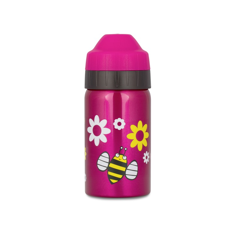 Ecococoon 350ml Spring Bees stainless steel bottle