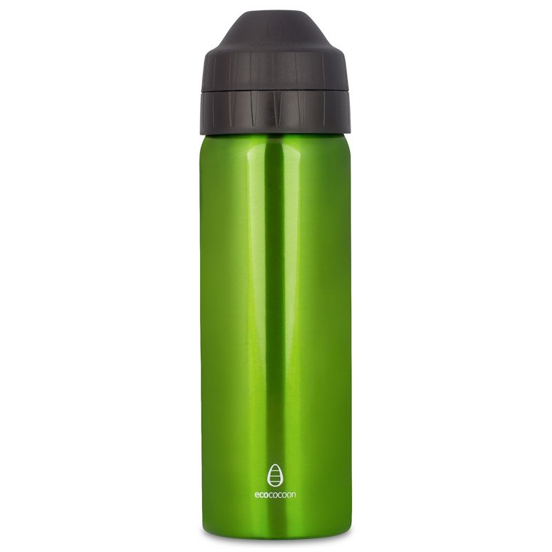 Ecococoon 600ml Spring Green stainless steel bottle