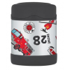 Thermos funtainer insulated food jar 290ml - fire truck