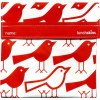 Lunchskins Sandwich Bag - Red Bird