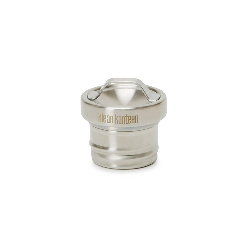 Klean Kanteen cap - all stainless loop