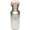 Klean Kanteen (18oz) 532ml bottle - bamboo reflect (brushed)