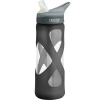 Camelbak 700ml glass water bottle eddy - charcoal