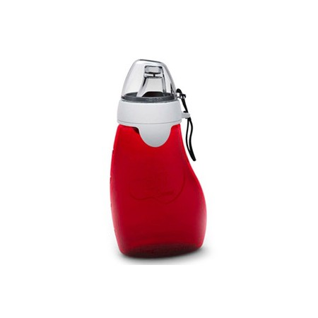 Original Squeeze with Eeze 6oz (175ml) Free Flow spout - apple red