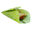 Kids Konserve sandwich wraps - green (2 pack)