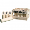 Finska wooden tossing game - original unvarnished