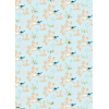 Earth Greetings wrapping paper - fairy wrens