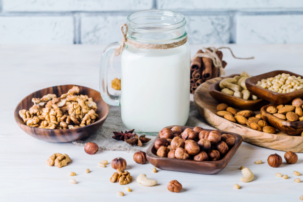 How to make your own nut milk and what to do with the leftover nut milk pulp | Biome Eco Stores