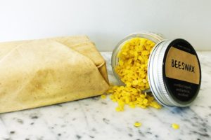 How to make your own reusable beeswax wrap | Beeswax Wrap Recipe | Biome Eco Stores