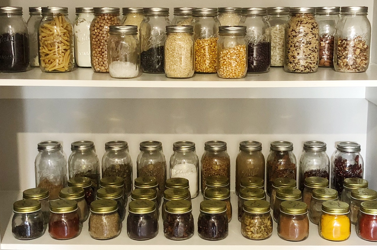 Plastic free food storage solutions - Biome Eco Stores