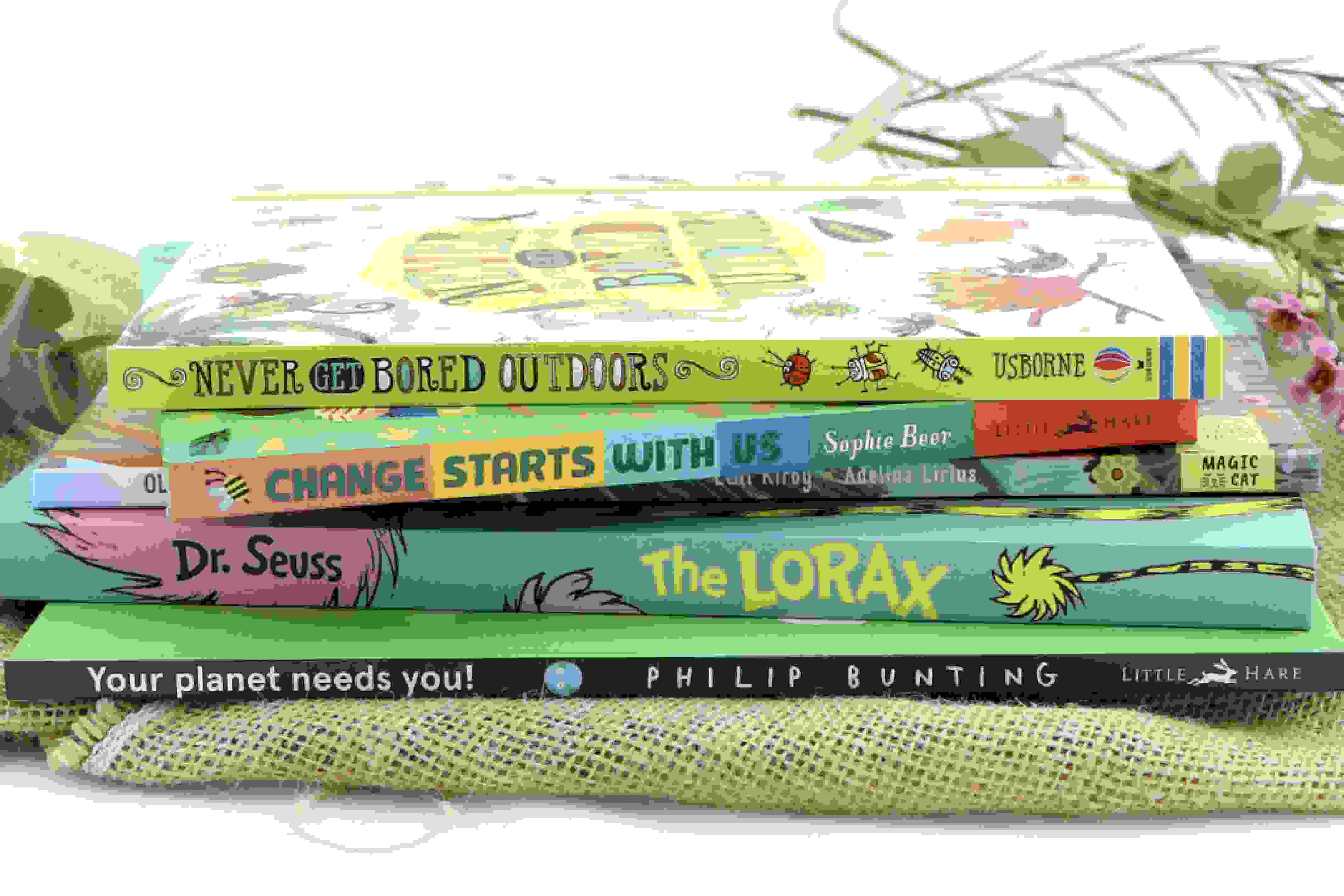 Kids books that have an environmental message | Biome Eco Stores