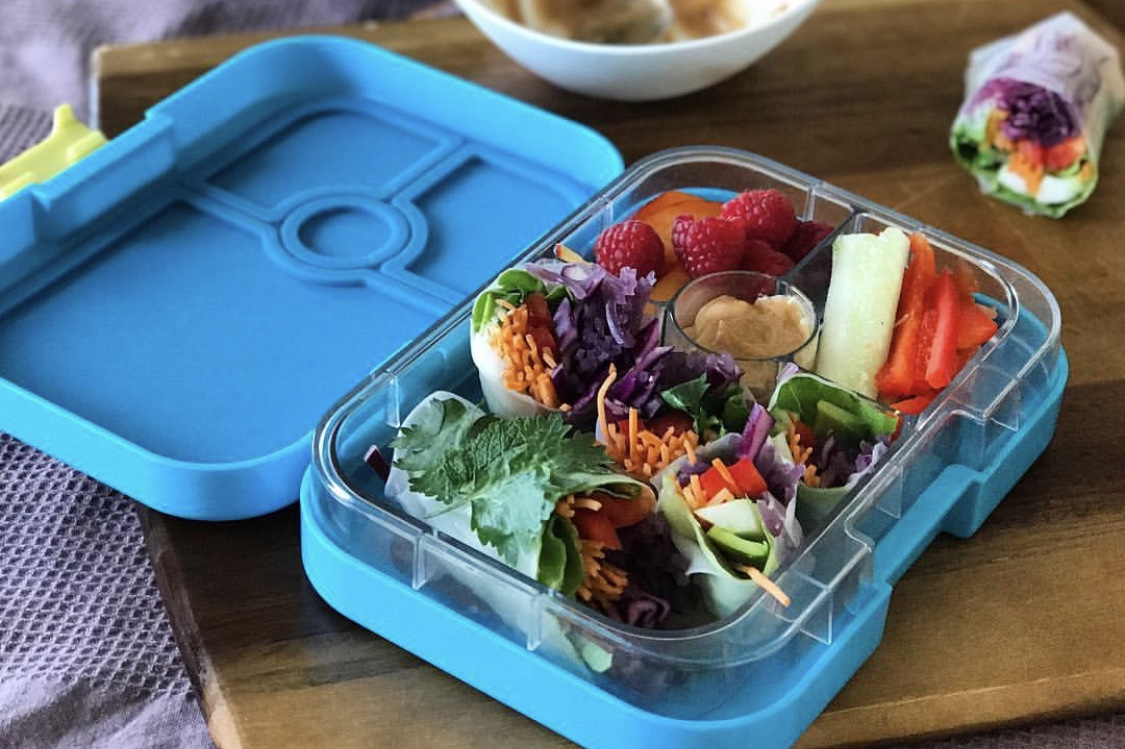 Waste Free Lunch Boxes - Bento Boxes - YumBox
