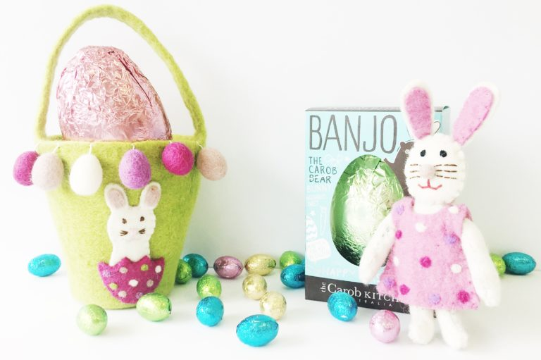 Palm oil free Easter eggs for a palm oil free Easter