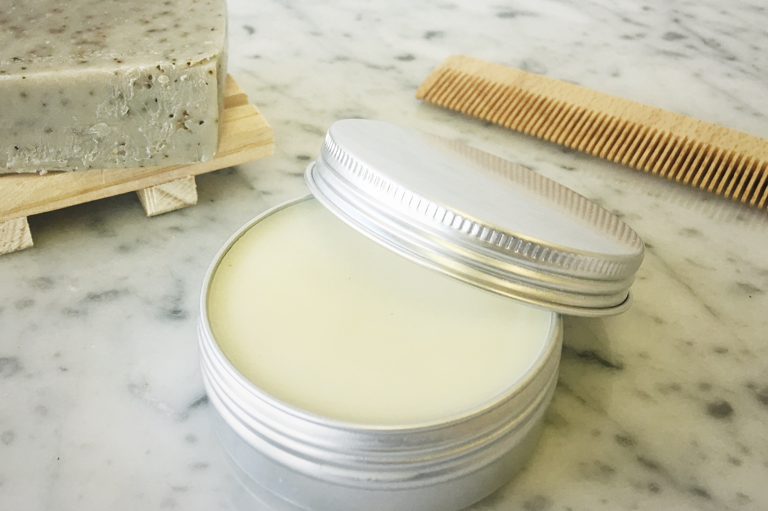 Image result for Beeswax and coconut wax balm
