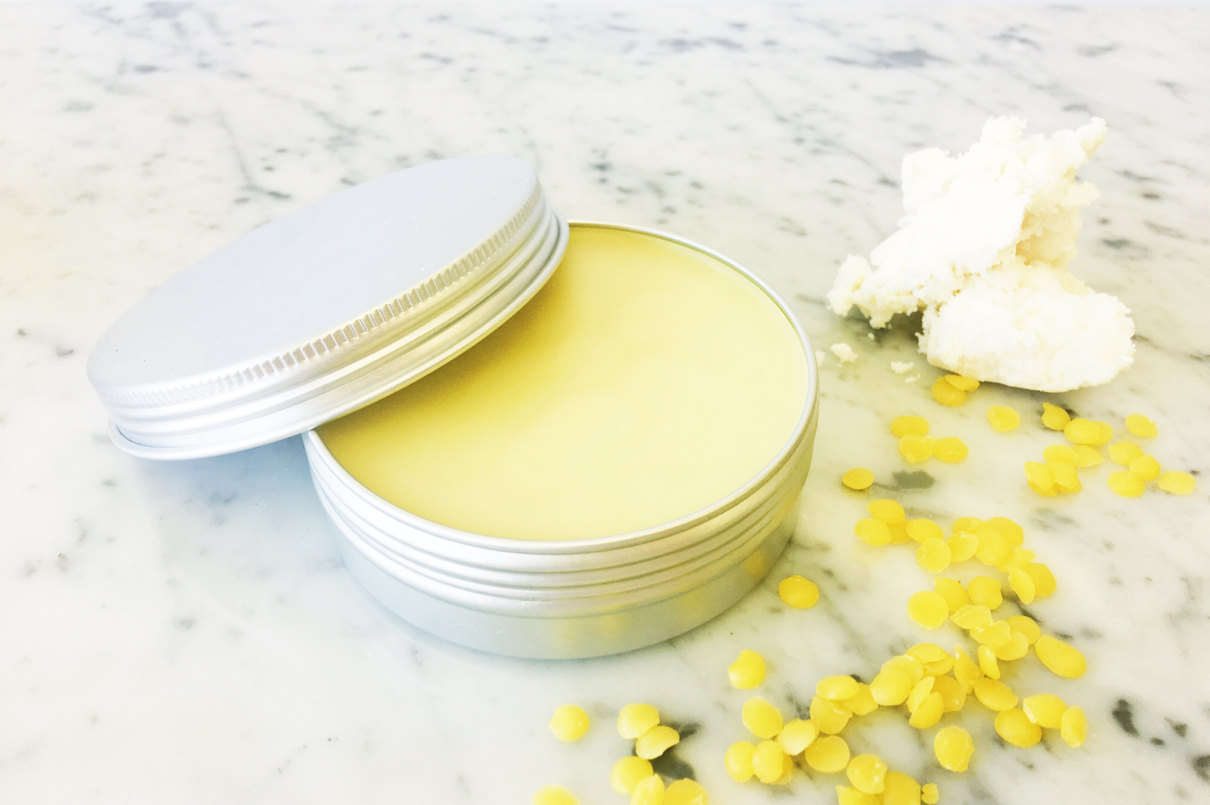Make Your Own Soothing Mango Butter Hand Salve - Biome Naked Beauty Bar
