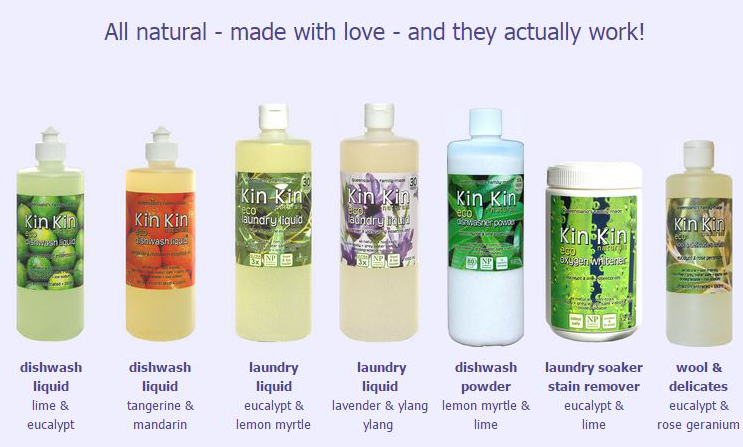 Meet The Maker Kin Kin Cleaning Products