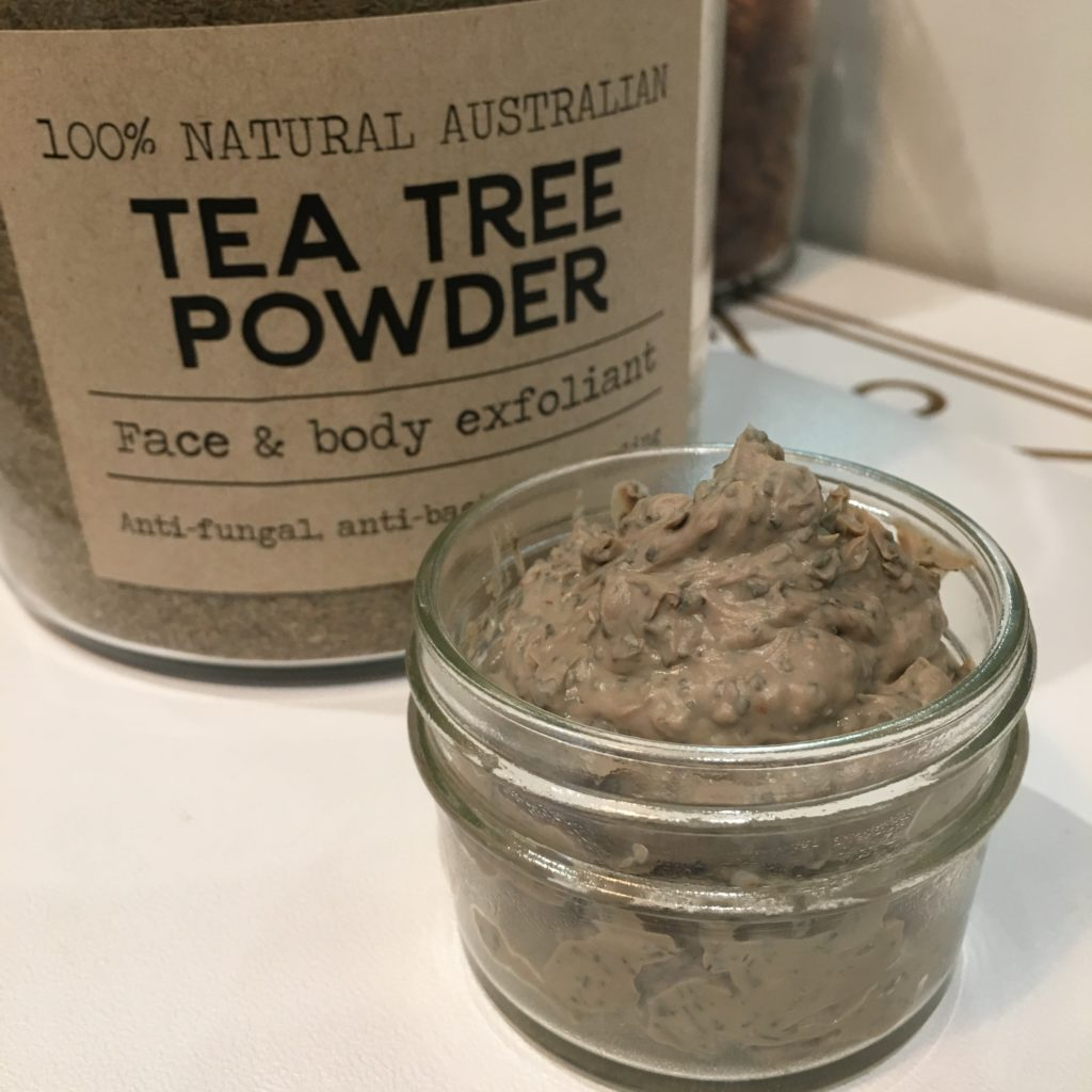 DIY Face Mask - Deep Cleansing