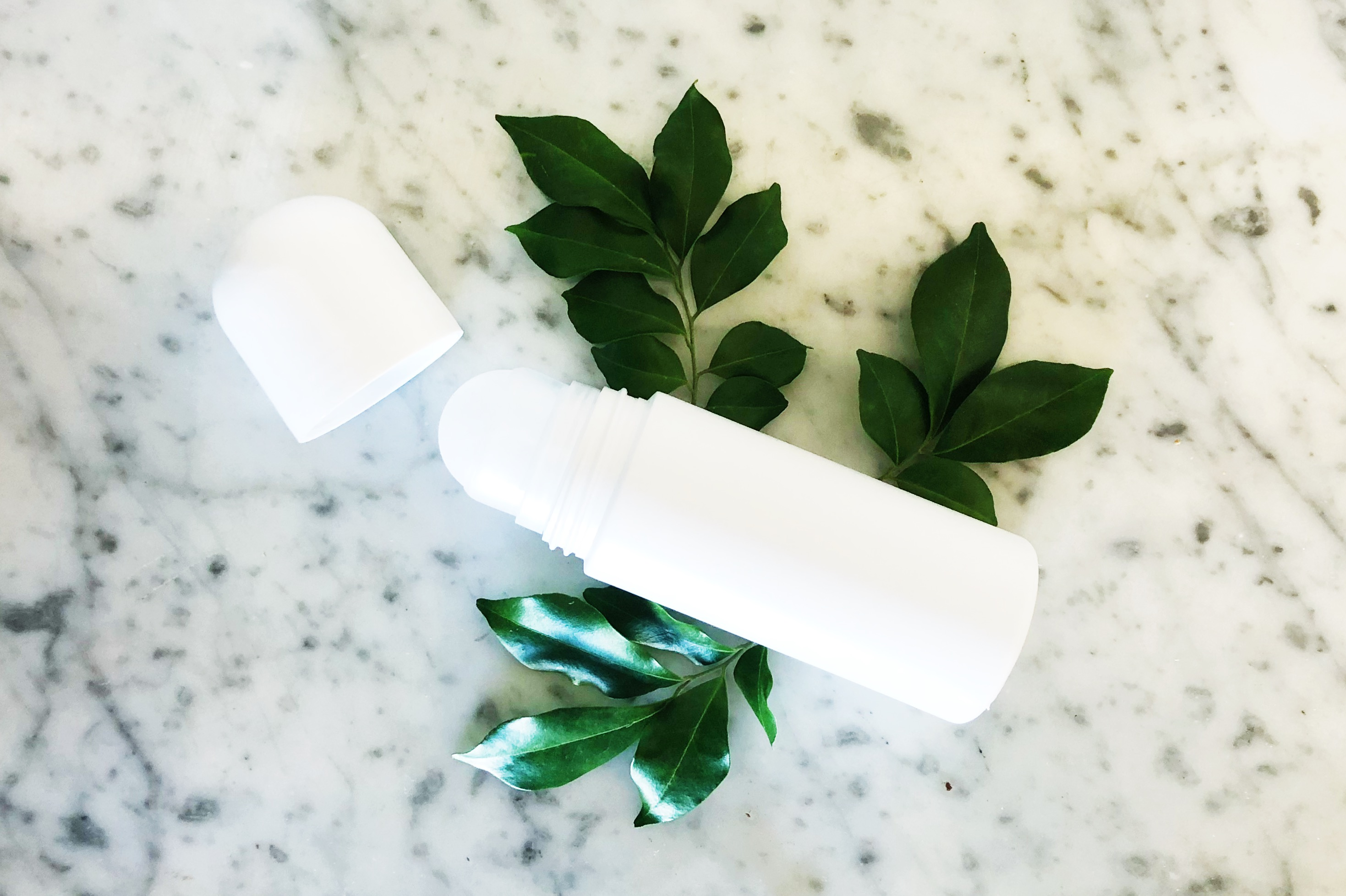 DIY Roll On Deodorant with Magnesium & Witch Hazel | Biome Naked Beauty Bar | DIY Skin Care