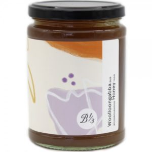 Bee One Third Raw Neighbourhood Honey - Biome Eco Stores - Great Aussie products that are better than the imported alternatives