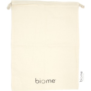 Reduce plastic waste - Biome reusable bread bag