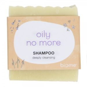 How to go no poo and reduce shampoo bottle waste and save money | Biome Eco Stores