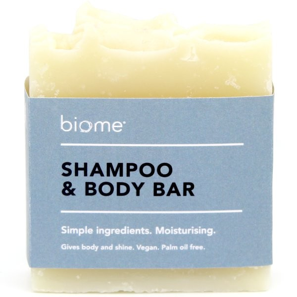 How to Use a Natural Shampoo Bar | Shampoo Bar Benefits | Biome Eco Stores