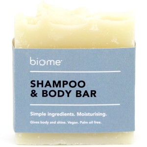 What's the difference between our shampoo bars? | Biome Eco Stores