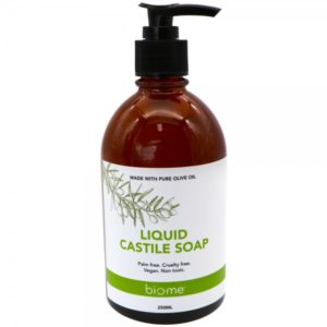 Biome Unscented pure castile soap - Biome Eco Stores - Great Aussie products that are better than the imported alternatives
