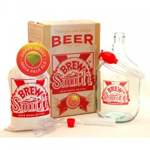 Gifts for Foodies and Home Cooks - Home Brew Beer and Cider Kits