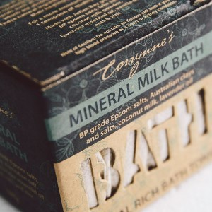 Ways to relax and detox this festive season - Corrynne's Mineral Milk Bath