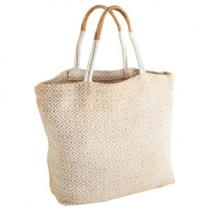 Ethical New Years Resolution - Single Use Plastic Free in 2017 - Jute Shopping Bag