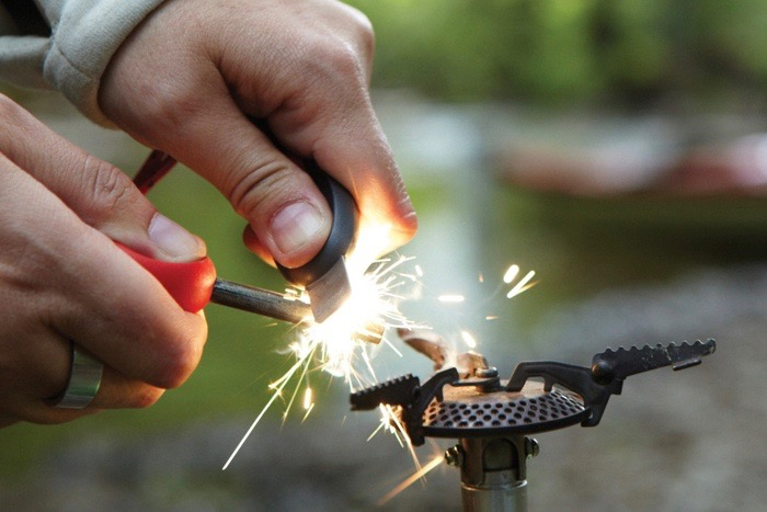 How to start a fire without matches or a lighter - a ...