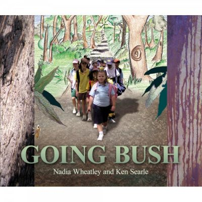 Going bush | Kids books that have an environmental message | Biome Eco Stores