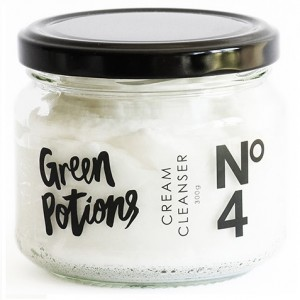 natural cleaning cream cleanser