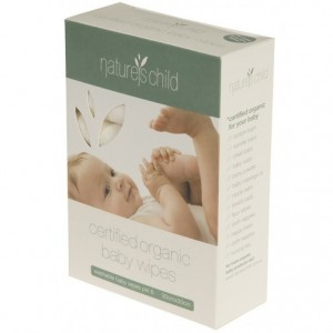 Nature's Child Reusable Baby Wipes