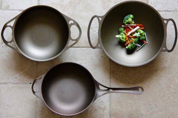Healthy Non-Stick Cookware That Will Last Generations | Solidteknics
