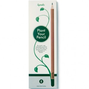 eco friendly stationery sprout