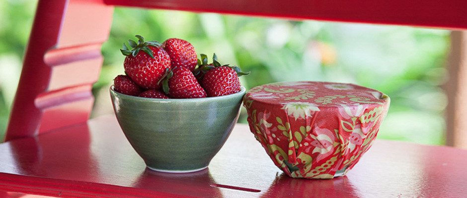 War on Waste ABC - how to reduce waste around the home -reduce waste with reusable food wraps