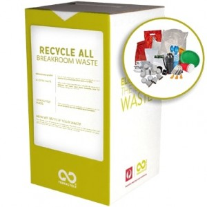 TerraCycle Zero Waste Bins – Recycling Everything