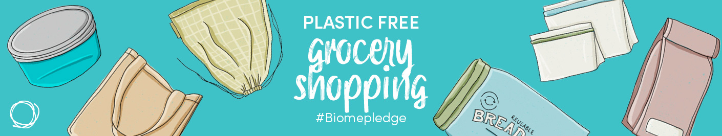 Plastic Free Grocery Shopping