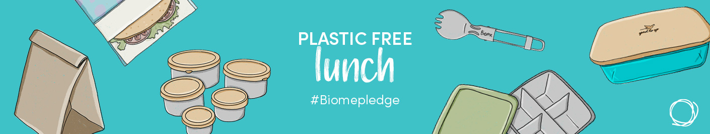 Plastic Free at Lunch